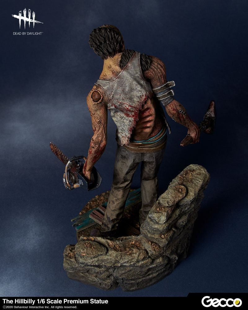 Statuette Dead by Daylight The Hillbilly 31cm 1001 Figurines (18)
