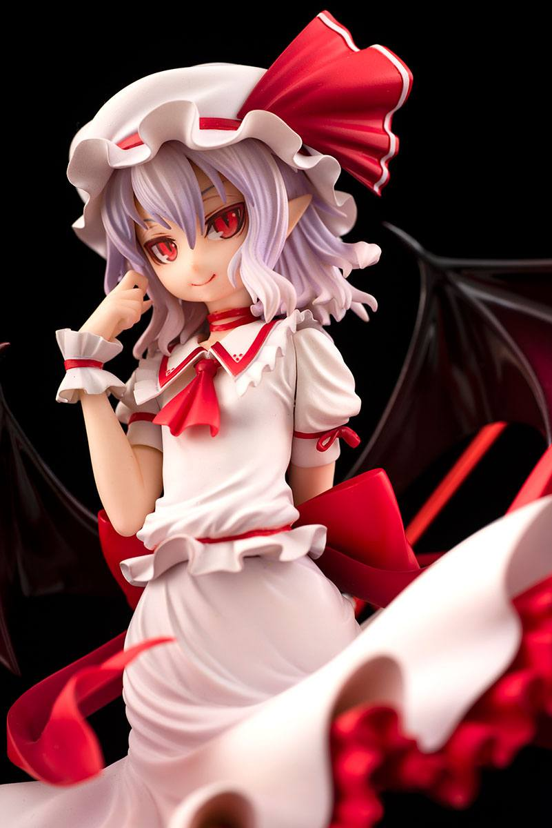Statuette Touhou Project Remilia Scarlet Eternally Young Scarlet Moon Ver. 18cm 1001 Figurines (10)