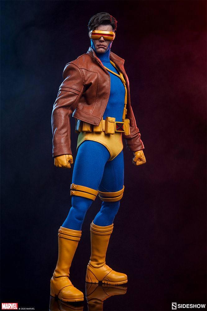Figurine Marvel Cyclops 30cm 1001 Figurines (1)