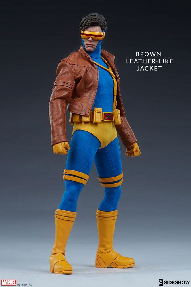 Figurine Marvel Cyclops 30cm 1001 Figurines (3)