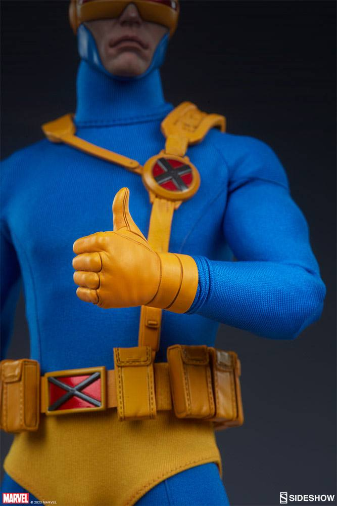 Figurine Marvel Cyclops 30cm 1001 Figurines (8)