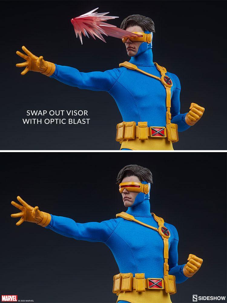 Figurine Marvel Cyclops 30cm 1001 Figurines (9)
