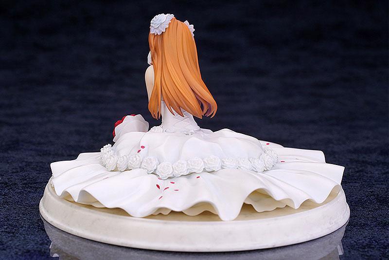 Statuette White Album 2 Shiawase no Mukougawa Ogiso Setsuna 12cm 1001 Figurines (3)