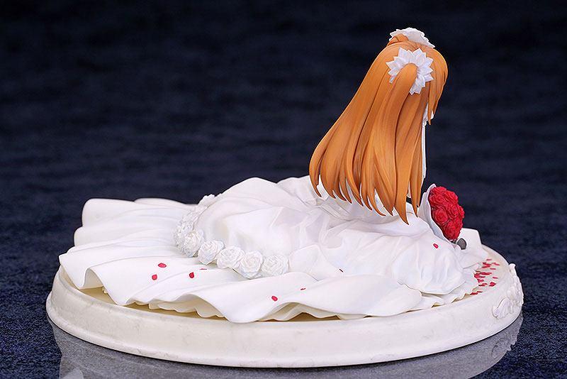 Statuette White Album 2 Shiawase no Mukougawa Ogiso Setsuna 12cm 1001 Figurines (4)