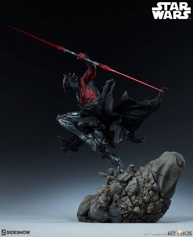 Statuette Star Wars Mythos Darth Maul 60cm 1001 figurines (5)