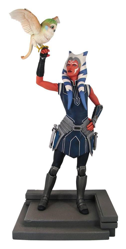 Statuette Star Wars The Clone Wars Premier Collection Ahsoka Tano 30cm 1001 Figurines