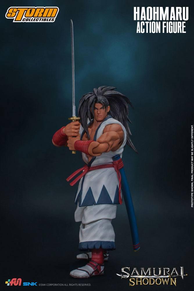 Figurine Samurai Shodown Haohmaru 18cm 1001 Figurines (9)