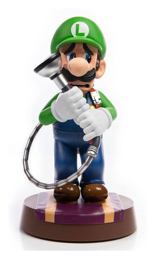 Statuette Luigis Mansion 3 Luigi 23cm 1001 figurines (19)