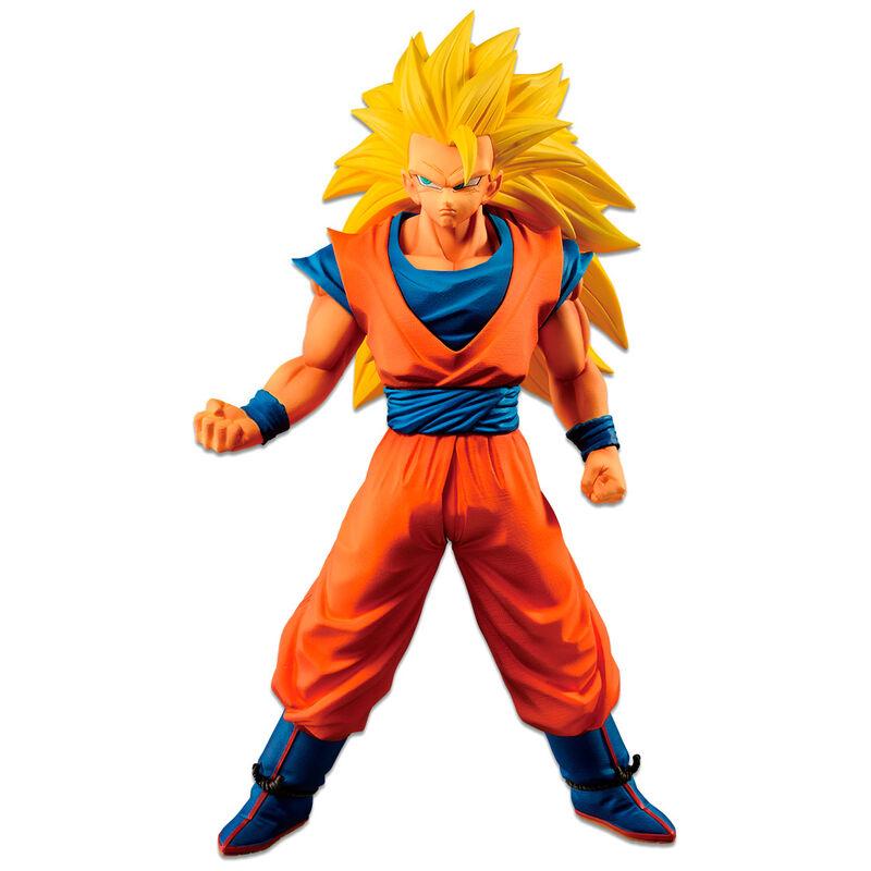 Statuette Dragon Ball Super Ichibansho Super Saiyan 3 Son Goku VS Omnibus 25cm 1001 Figurines 2