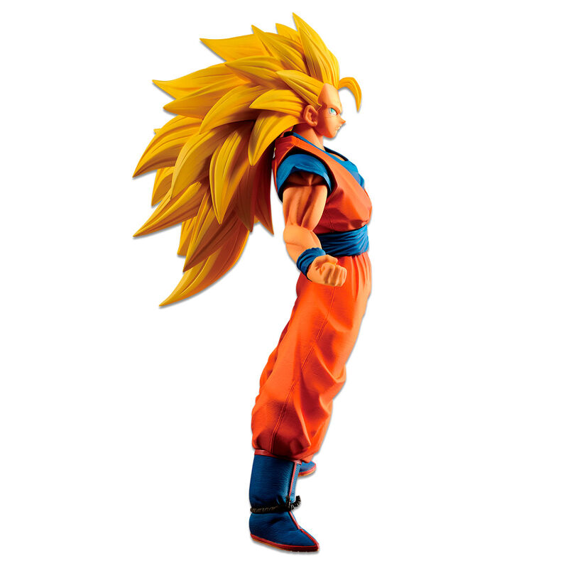 Statuette Dragon Ball Super Ichibansho Super Saiyan 3 Son Goku VS Omnibus 25cm 1001 Figurines 3