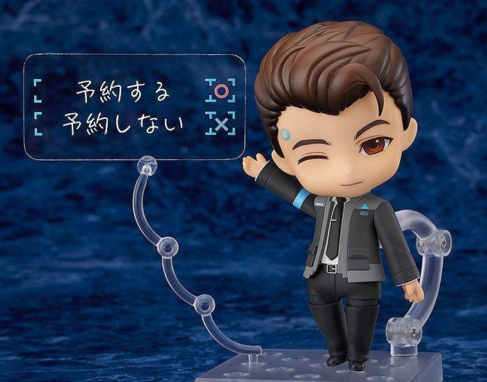 Figurine Nendoroid Detroit Become Human Connor 10cm 1001 Figurines (6)