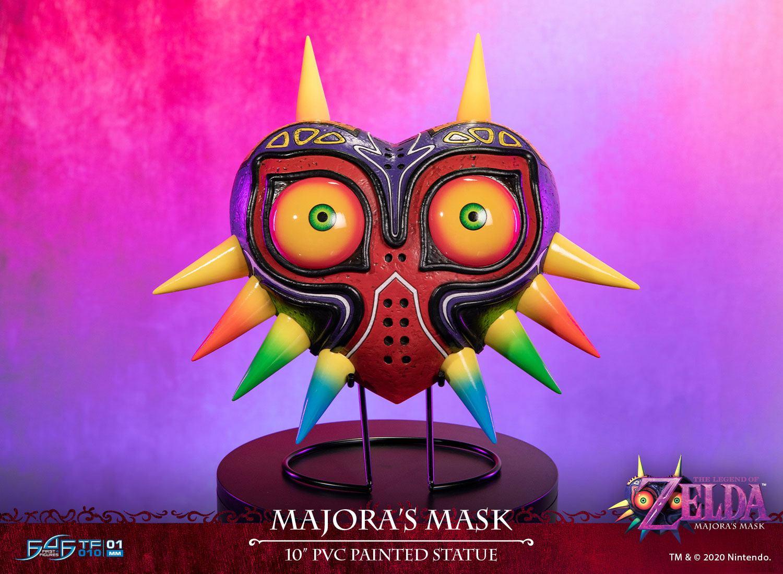 Statuette The Legend of Zelda Majora\'s Mask Standard Edition 25cm