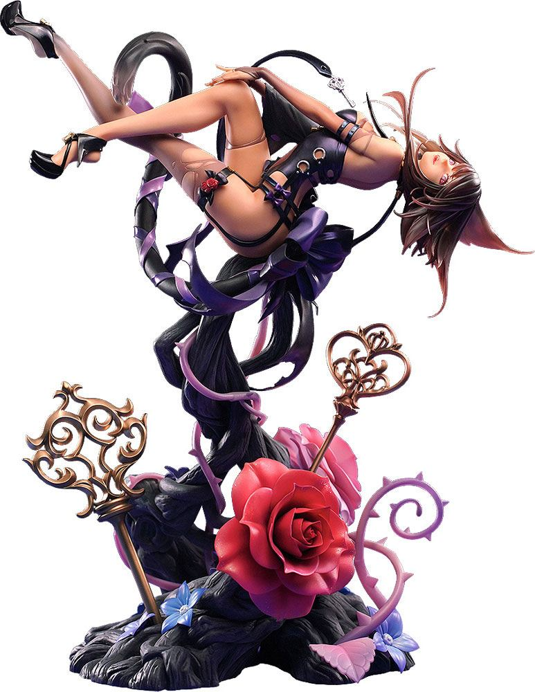 Statuette Fairy Tale Another Alice in Wonderland Cheshire Cat 30cm 1001 Figurines (1)