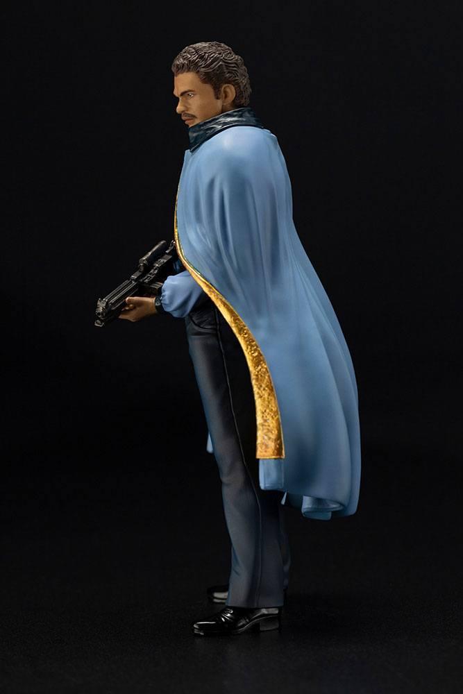 Statuette Star Wars Episode IV ARTFX+ Lando Calrissian 18cm 1001 Figurines (4)