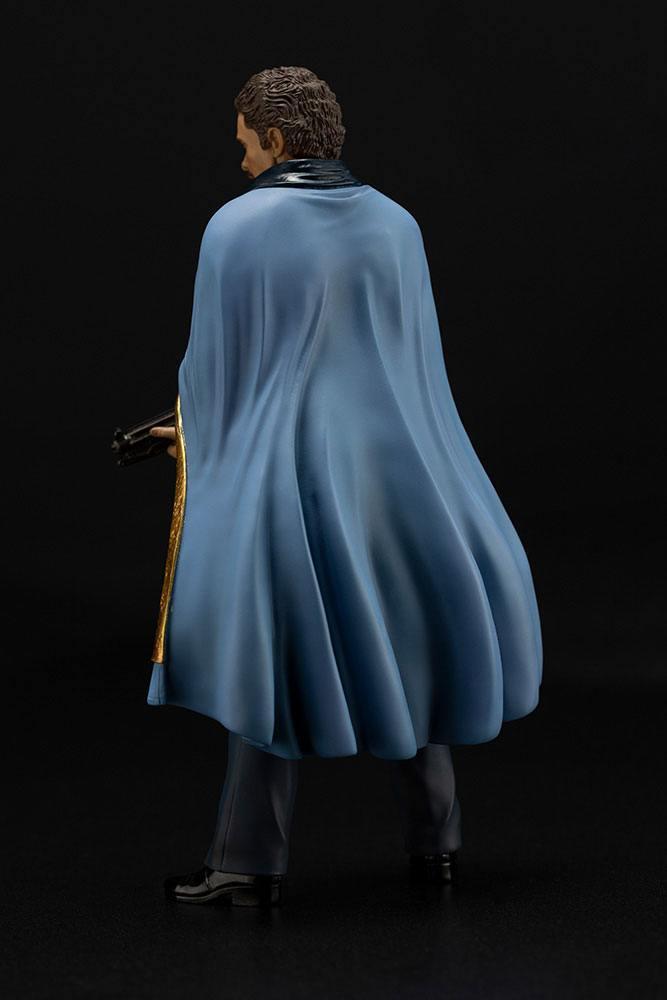 Statuette Star Wars Episode IV ARTFX+ Lando Calrissian 18cm 1001 Figurines (5)