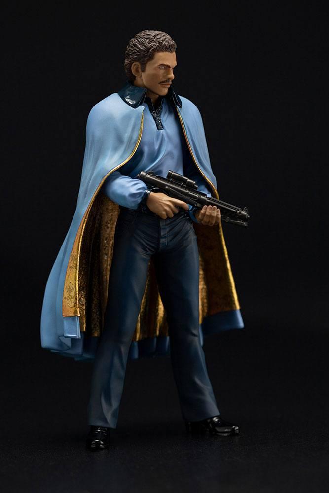 Statuette Star Wars Episode IV ARTFX+ Lando Calrissian 18cm 1001 Figurines (7)