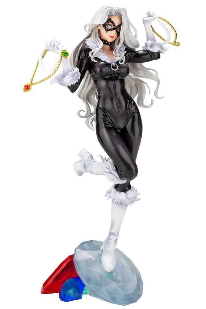 Statuette Marvel Bishoujo Black Cat 25cm 1001 Figurines (1)