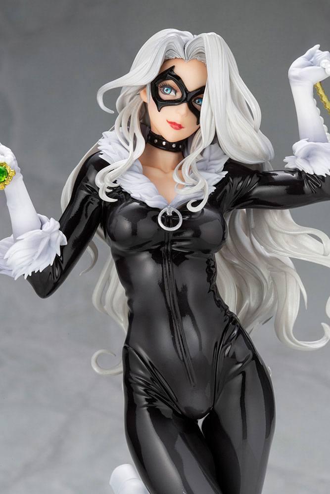 Statuette Marvel Bishoujo Black Cat 25cm 1001 Figurines (10)