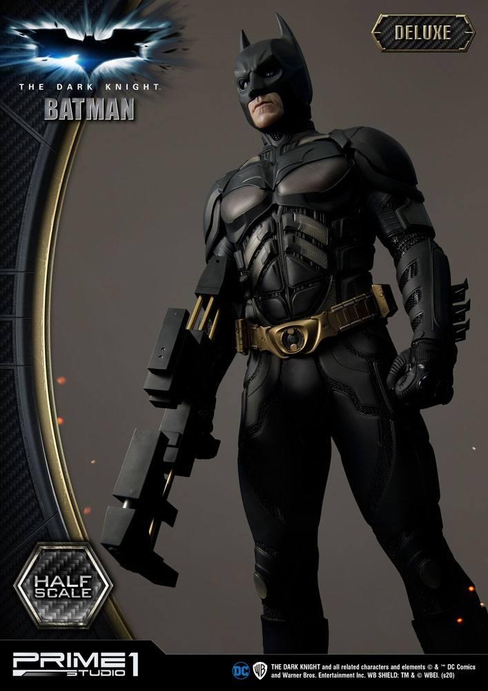 Statue The Dark Knight Batman Deluxe Version 104cm 1001 Figurines (3)