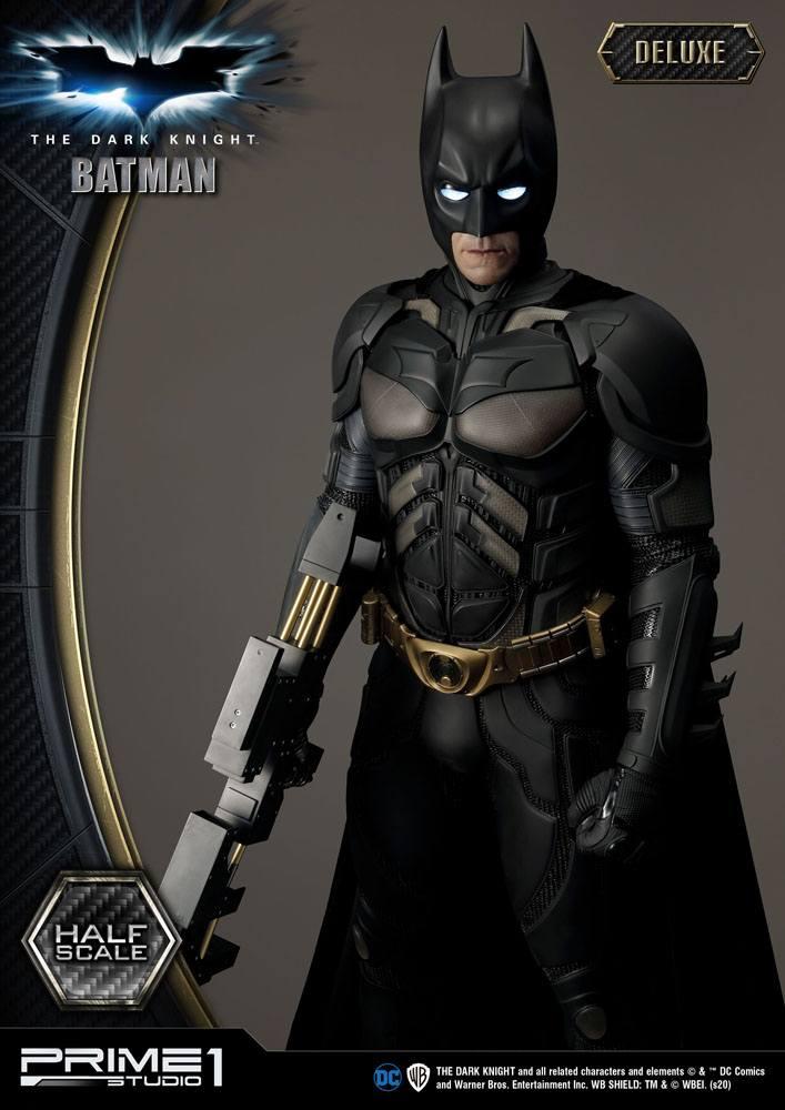 Statue The Dark Knight Batman Deluxe Version 104cm 1001 Figurines (5)