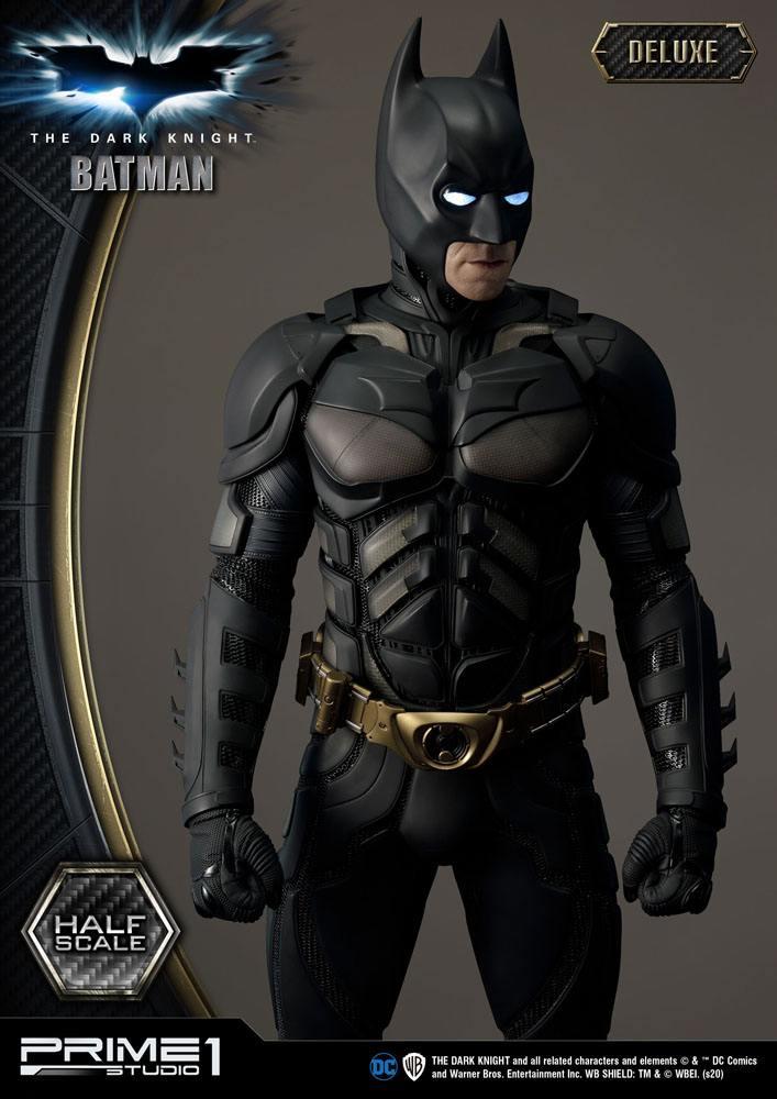Statue The Dark Knight Batman Deluxe Version 104cm 1001 Figurines (6)