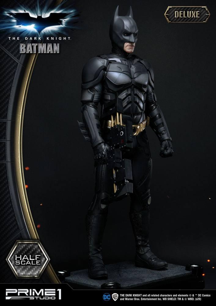Statue The Dark Knight Batman Deluxe Version 104cm 1001 Figurines (10)