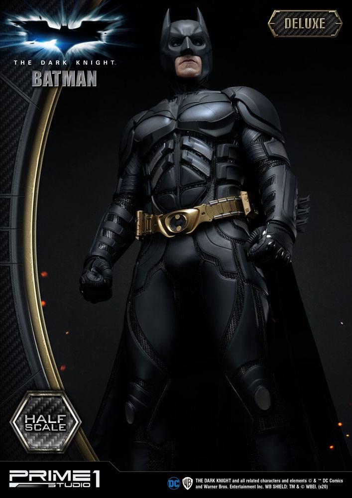 Statue The Dark Knight Batman Deluxe Version 104cm 1001 Figurines (11)