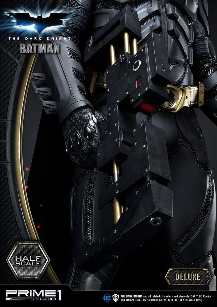 Statue The Dark Knight Batman Deluxe Version 104cm 1001 Figurines (13)