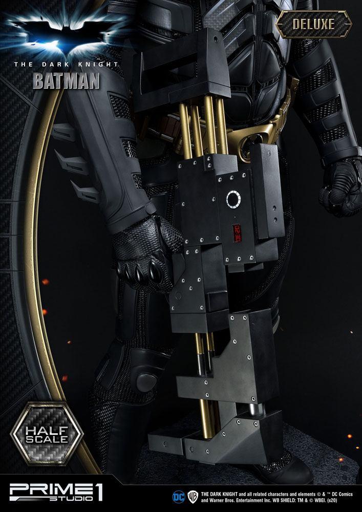 Statue The Dark Knight Batman Deluxe Version 104cm 1001 Figurines (14)