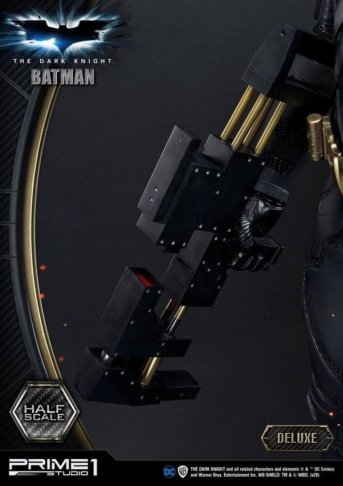 Statue The Dark Knight Batman Deluxe Version 104cm 1001 Figurines (15)