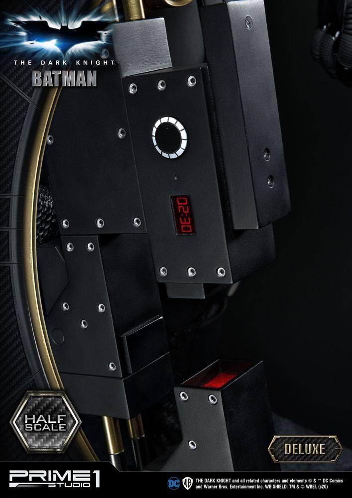 Statue The Dark Knight Batman Deluxe Version 104cm 1001 Figurines (16)