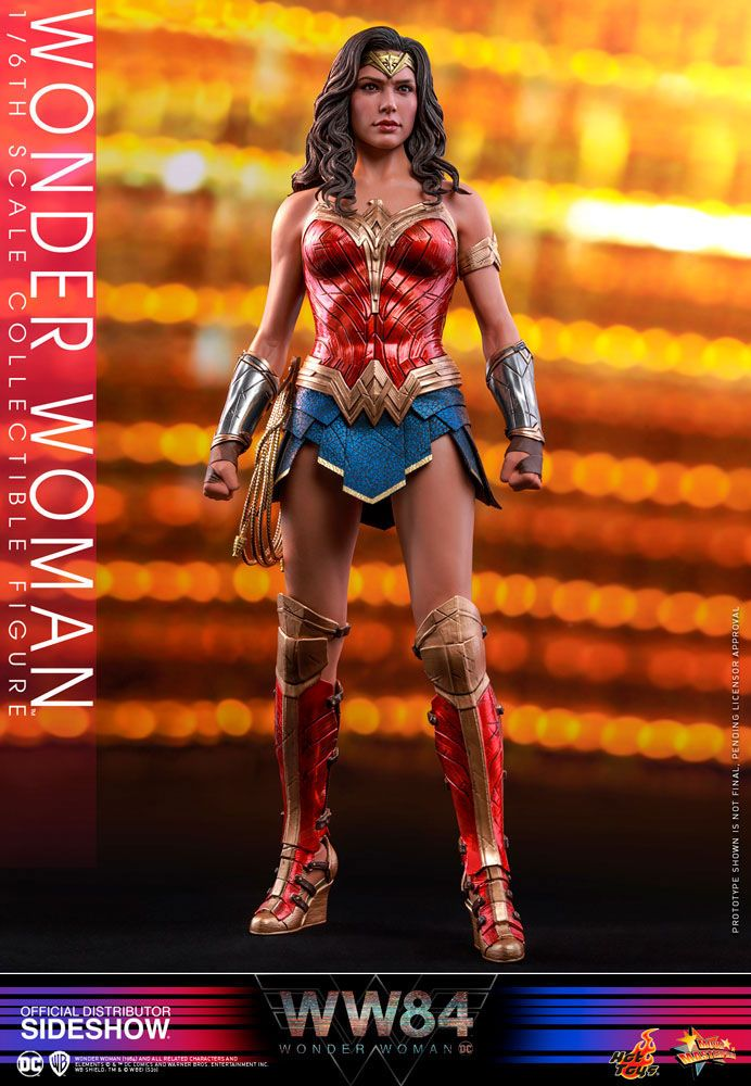 Figurine Wonder Woman 1984 Movie Masterpiece Wonder Woman 30cm 1001 Figurines (3)