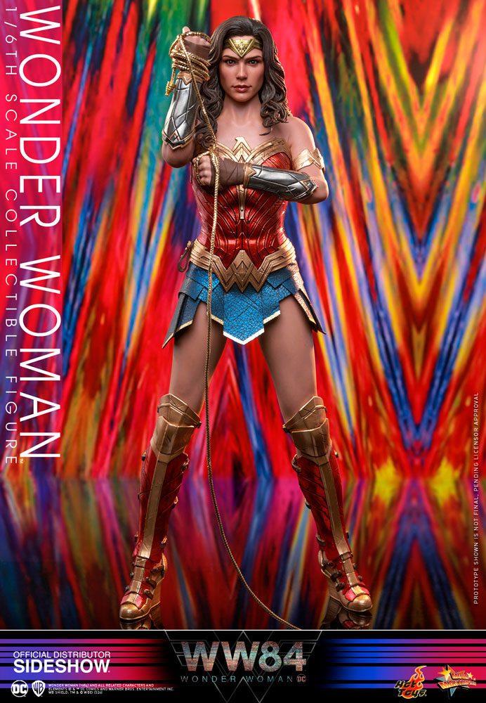 Figurine Wonder Woman 1984 Movie Masterpiece Wonder Woman 30cm 1001 Figurines (1)