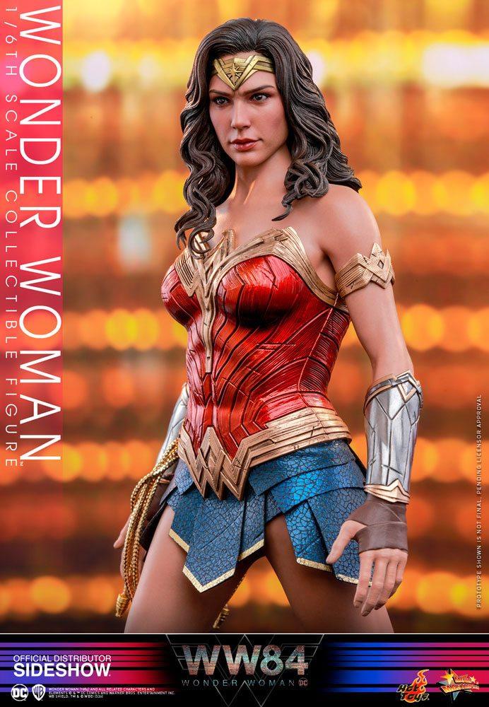 Figurine Wonder Woman 1984 Movie Masterpiece Wonder Woman 30cm 1001 Figurines (5)