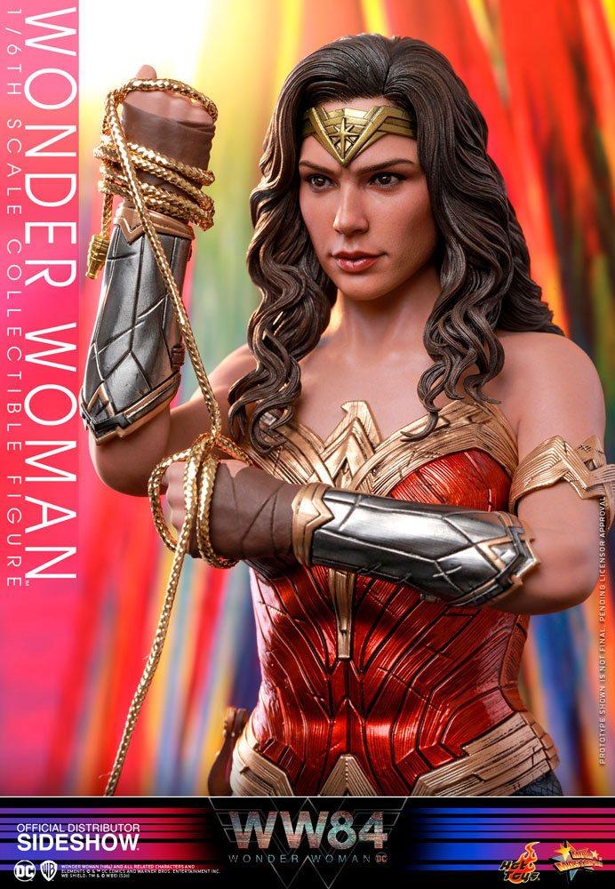 Figurine Wonder Woman 1984 Movie Masterpiece Wonder Woman 30cm 1001 Figurines (7)