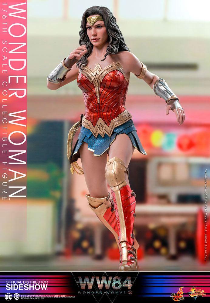 Figurine Wonder Woman 1984 Movie Masterpiece Wonder Woman 30cm 1001 Figurines (13)