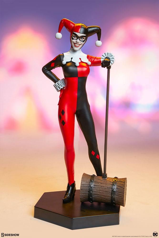 Figurine DC Comics Harley Quinn 28cm 1001 Figurines (1)