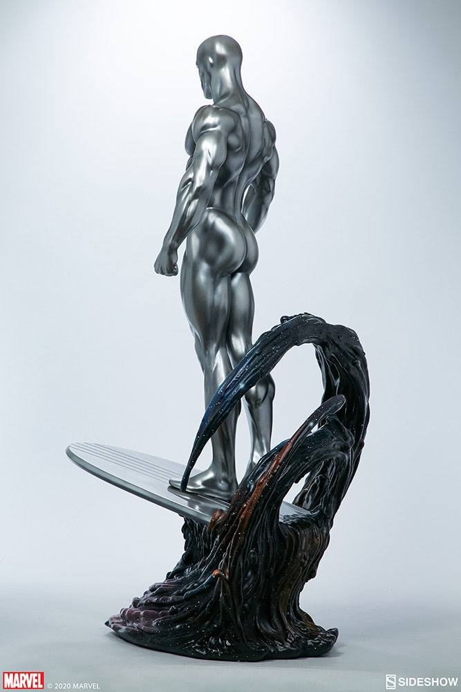 Statuette Marvel Silver Surfer 65cm 1001 Figurines (5)
