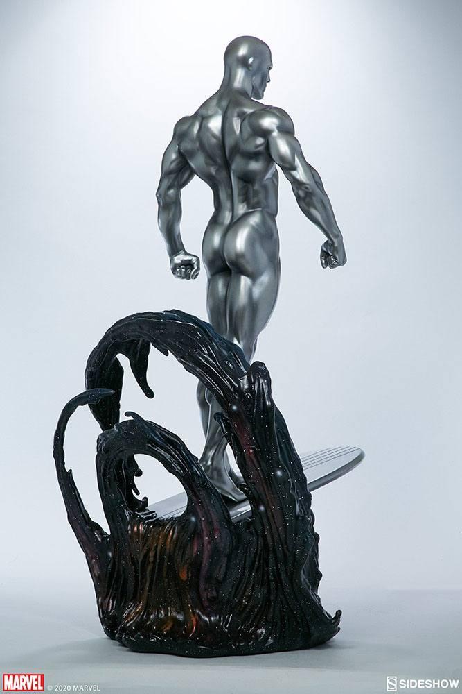 Statuette Marvel Silver Surfer 65cm 1001 Figurines (7)