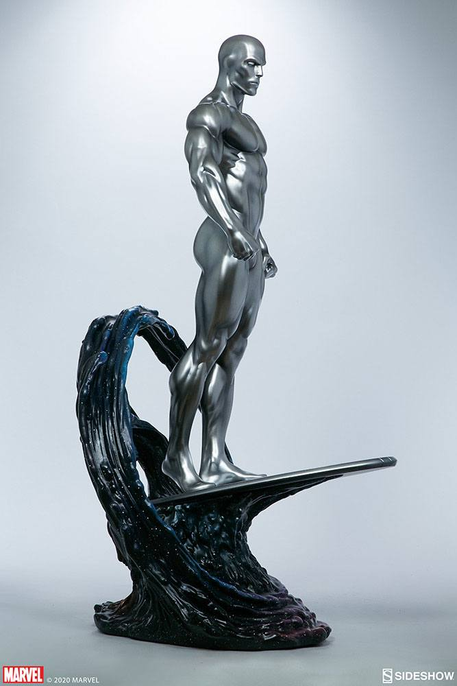 Statuette Marvel Silver Surfer 65cm 1001 Figurines (8)