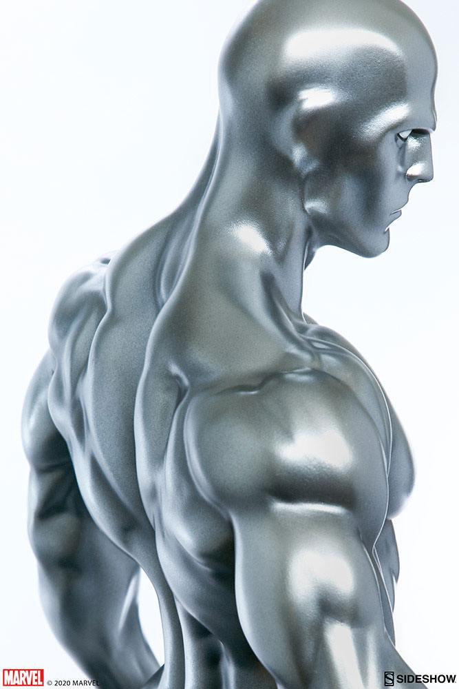 Statuette Marvel Silver Surfer 65cm 1001 Figurines (14)