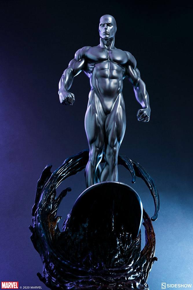 Statuette Marvel Silver Surfer 65cm 1001 Figurines (20)