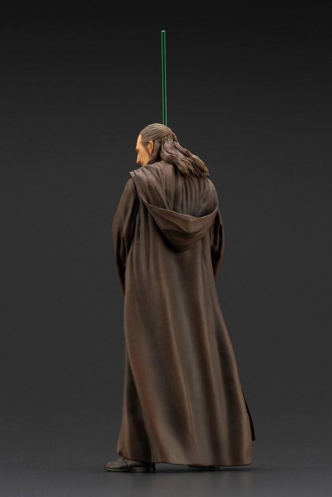 Statuette Star Wars Episode I ARTFX+ Qui-Gon Jinn 19cm 1001 Figurines (5)