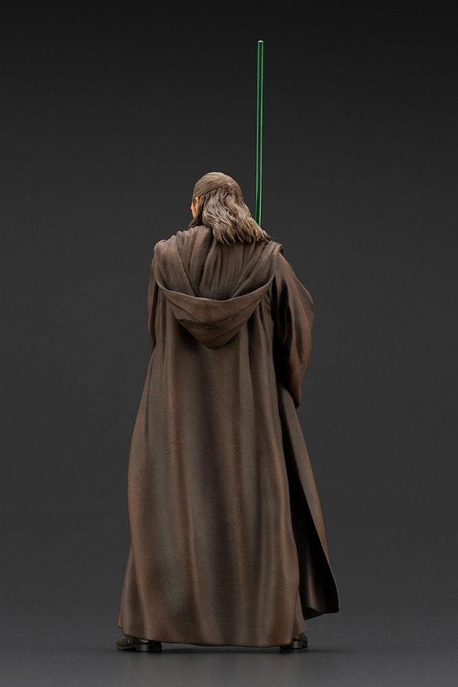 Statuette Star Wars Episode I ARTFX+ Qui-Gon Jinn 19cm 1001 Figurines (6)