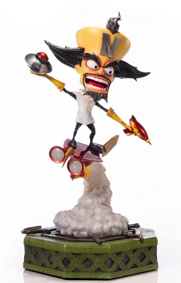 Statuette Crash Bandicoot 3 Dr. Neo Cortex 55cm 1001 Figurines (20)