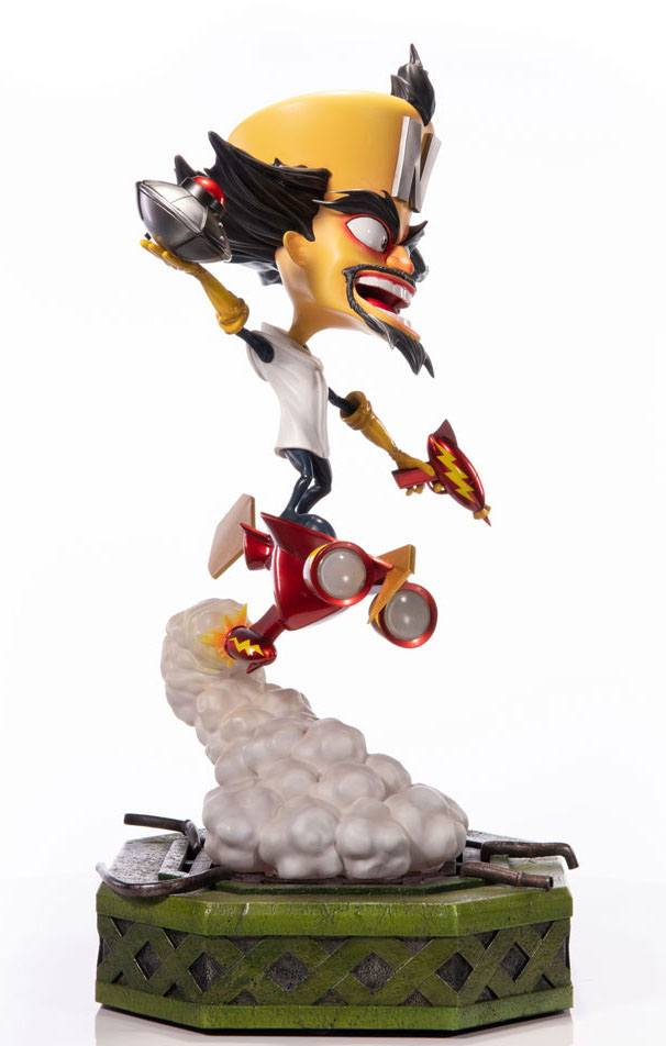 Statuette Crash Bandicoot 3 Dr. Neo Cortex 55cm 1001 Figurines (27)