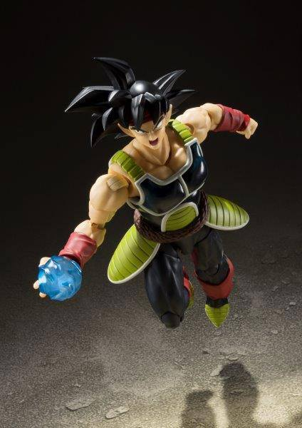 Figurine Dragon Ball Z S.H. Figuarts Bardock 15cm 1001 Figurines (9)