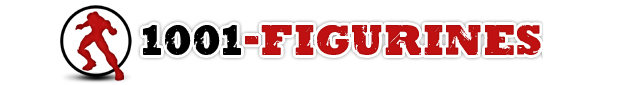 Logo 1001 Figurines