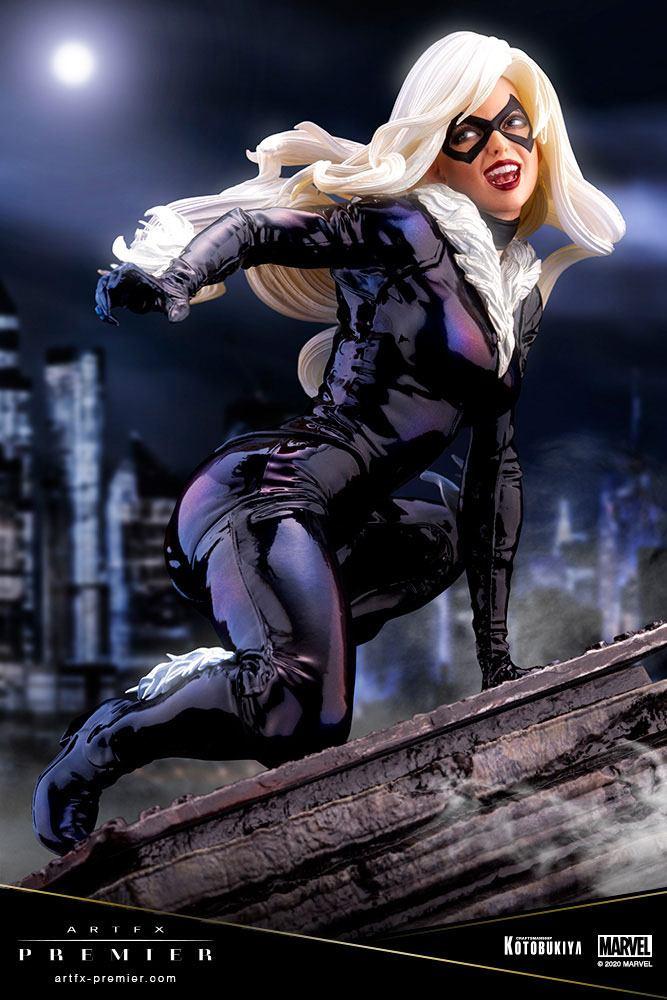 Statuette Marvel Universe ARTFX Premier Black Cat 16cm