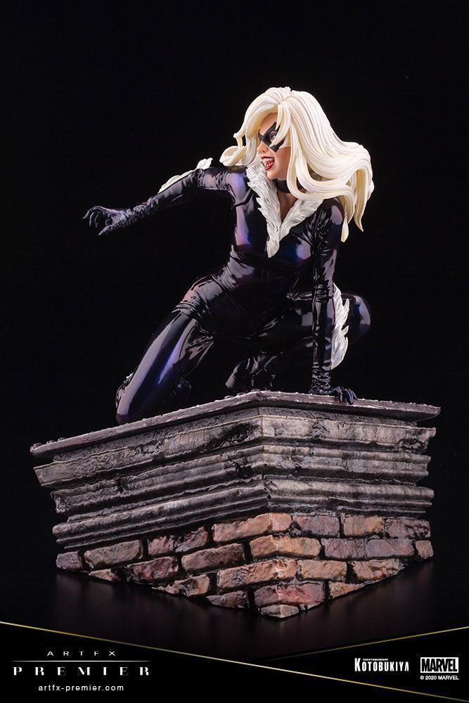 Statuette Marvel Universe ARTFX Premier Black Cat 16cm 1001 Figurines (5)